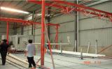 The Coating Treatment to Solar Street Light Poles