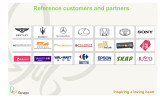 Some of Rocago Partners and Customers