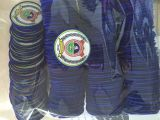 supply school uniform woven patch badge