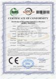 RoHS-certificate