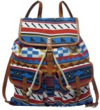 washed canvas bag Korea Fashion Canvas Backpack