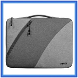 portable OEM custom laptop sleeve,nylon simple style laptop bag,