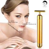 24k gold plated beauty bar facial massager