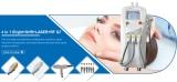 4 in 1 Elight+SHR+ND YAG LASER+RF beauty device