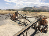 150 T/H Crusher plant in Ethiopia
