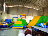 Inflatable Water Park In Stock