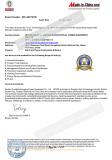 BV Certificaet