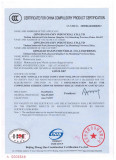 Motorcycle Tyre CCC Certificate