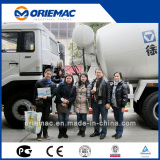 Philippine Clients Visited XCMG Factory for Dump Truck & Concrete Mixer