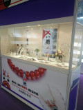 Our booth design