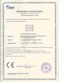 MULTI-PURPOSE LADDER CERTIFICATE