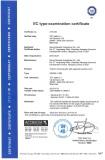 CE Certificate of MR Elevator