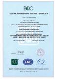 BQC quality certifications