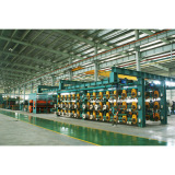 Steel cord conveyor belt production line with max. with of 2600mm