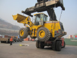 2Units 5tons Wheel Loader Ready for Ship
