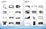 precise car parts plastic injection mould