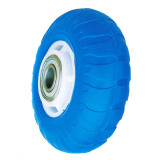 PU TROLLEY WHEELS 125X50
