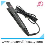 New Design Tourmaline Ceramic Coating Hair Flat Iron with Ion Generator