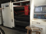 Laser cutter facility