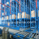 Xi′an aero Power Control Co., Ltd. Automated Storage and Retrieval System Project