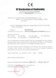 CE delcaration of conformity for adenovirus rapid test