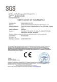 Gas detector CE