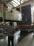 ACS 300/80 Compacting and Pelletizing machine shipped to Mauritius