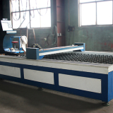 Automatic cutting production line