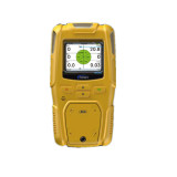 YQ7 multi gas detector for CH4, O2, H2S, CO, CO2, SO2, temperature