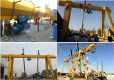 Gantry Crane Project in Russia