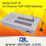 New Product 32 Port GoIP GSM Gateway support Asterisk ,VPN for Free Call Terminal