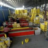 Workshop of Silver Dragon Industrial Limited′s PVC cling film.