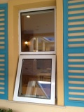 Aluminium Top Hung Window-From Client′s Finished Buildings