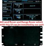 Android Land rover/Jaguar dvd player