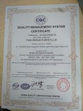 ISO9001 Certificate Scaffolding Factory
