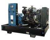 ISUZU Engine Series Open Type Diesel Generator Sets