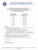 CTI CERTIFICATION REPORT JNC SERIES 02