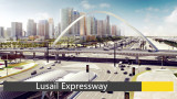 Lusail Expressway , Qatar
