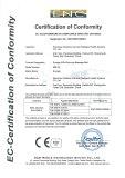 MM-35 CE Certification