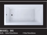 business of simple bath tub