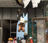 Glass Curtain Wall Installation 6