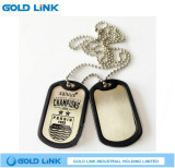 Custom Metal Dog Tag Army Dog ID Name Tag Gift