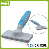 Pet Products Plastic Handle Pet Grooming Pet Brush