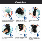 Care and Wash Hair