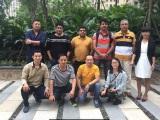 Pakistan customer visit China