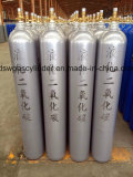 JP high pressure gas cylinder with ISO9809-3 standard
