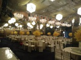 Our furniture in wedding event