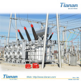 220KV, 250MVA Power Transformer