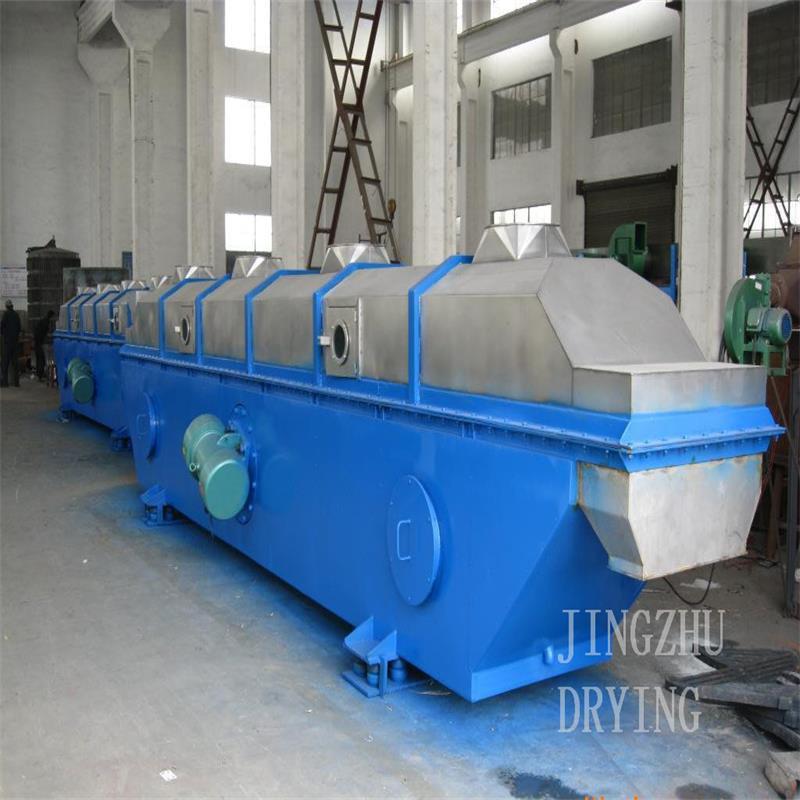 Zlg Series Particles Vibration Fluidized Bed Dryer