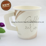 Cafe Paper cup with handle